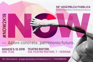 #NOW2K19 59^ Assemblea Pubblica Al Teatro Ristori